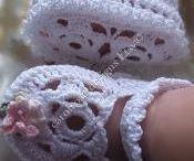 Baby Booties / by Marie Herbert