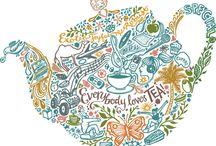 Tea and coffee bar / by Joy Hunte