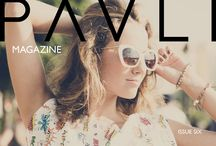 Pavli Magazine Issue 6 / Summer 2013 through the eyes of PavliStyle / by Pavli