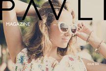 Pavli Magazine Issue 6 / Summer 2013 through the eyes of PavliStyle / by PavliStyle