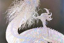 美しい龍神