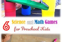 Games for Preschoolers / by Angie Desper