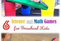 CALCULATE / Math concepts