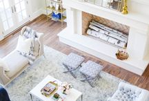 Preppy Homes / Home sweet home