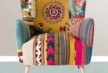Sillas- sofa- sillones
