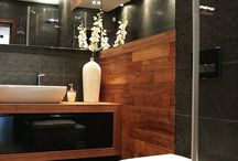 Inspiration: Wood Effect. Interior Design Ideas. Tiles and Bathrooms.