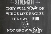 Encouragement / Christian