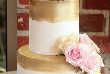 Wedding Cakes by A Little Bit Fancee / Wedding cakes created by A Little Bit Fancee