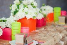 'Neon' Weddings
