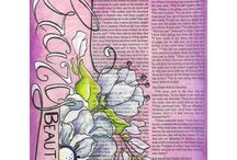 Bible Journaling / by Laurie Crouch