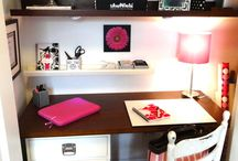 room ideas/organization / by Kaitlin Pearson