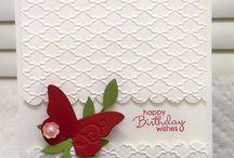 Birthday cards / by Dora Kanazawa