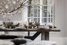 ooh Christmas table x