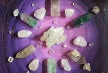 * ROCKIN THE GRID 4 LIFE / The healing power of the Stone People brings the ancient ways into the newest needs for transformation. / by Dr. Charla Hermann, D-Min