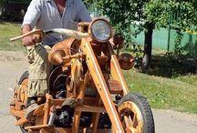 Motorcycle Unusual