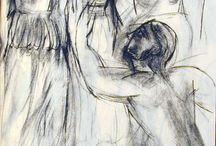 Art / From drawings, paintings, sculptures and more.