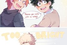 Bocu no hero academia
