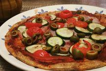 1 Szafi Pizza/Lángos
