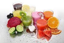 Smoothie / Recettes jus de fruits frais
