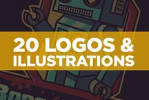 2017 LOGOS & ILLUSTRATIONS COLLECTION