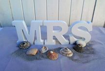 Beach Wedding Decor & Heart Accessories / Beach themed table settings and heart accessories for any occasion.  Whether it's a wedding, birthday party or corporate affair.  Send an email to info@coastline creative.co.za for more information.