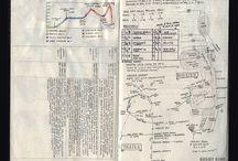 Notes/Sketchbooks
