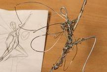 base filo di ferro