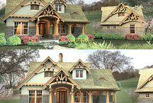 Amerikai házak