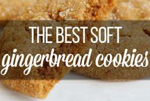 Ginger cookied