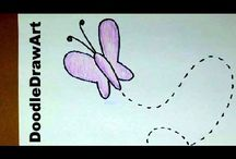 Very Easy Drawing Lessons for Kids