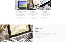 Web Design / Website-uri realizate de HDesign.