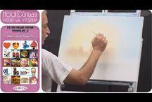Yağlı boya Teknikleri