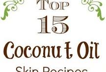 Coconut oil, Paeleo and happy days