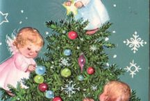 Vintage Christmas / by Kate Boyd