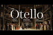 Verdi's Otello - 2013/14 Season