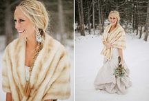 winter wedding looks