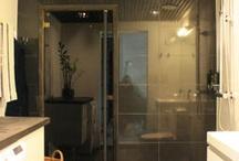 Home Bathroom and sauna