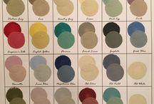 annie sloan χρωματολογιο