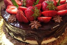 Sweets... / Delicious cakes