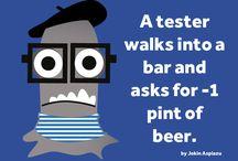 Tester jokes