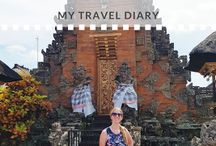 TRAVEL DIARY posts / Here you can find my 'Travel Diary' type blog posts from www.krystijaims.com (A lot more coming soon!)