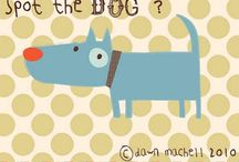 doggies / by Annemarie van der Vooren
