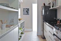 A cozinha