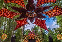 Festival mindmap