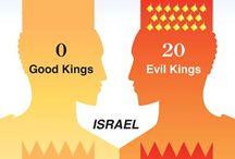 ruler of israel