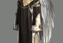 RPG Inspiration Cloaks