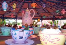Mad Tea Party / by Kelly
