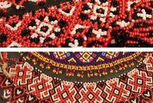 Beadwork from Ukraine