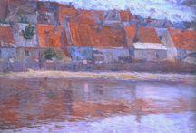 Czech impressionism