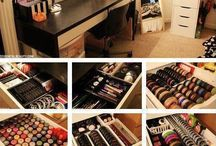 make up - organizace